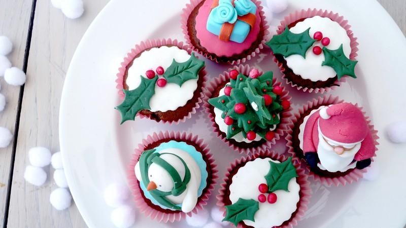 Cupcakes Joyeux Noel 009