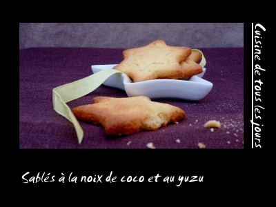 Sables-a-noix-de-coco-et-au-yuzu