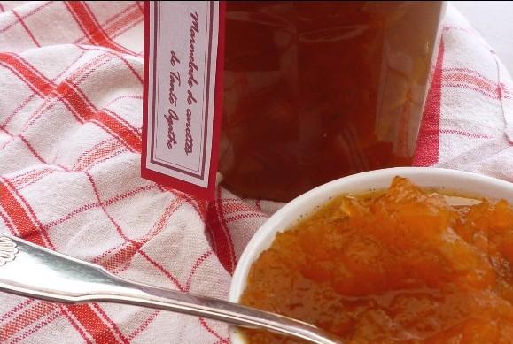 Marmelade de carottes de Tante Agathe