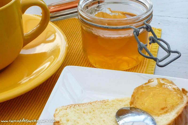 Gelée de mimosa au citron (1 sur 1)