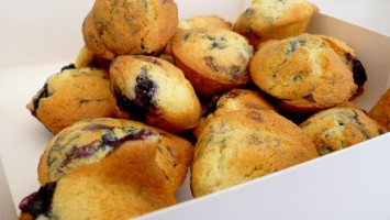 muffins aux myrtilles 008