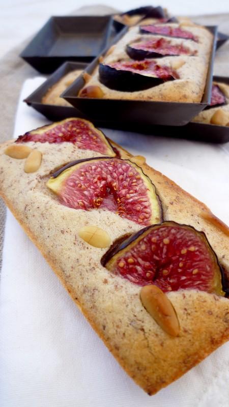 Financiers aux figues et pignons de pin cuisine de tous les jours - Cuisine de tous les jours recettes ...