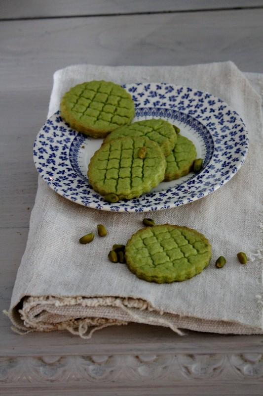 Le go ter du dimanche biscuits la pistache cuisine - Cuisine de tous les jours ...