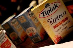 Expérience dans le noir Tipiak...