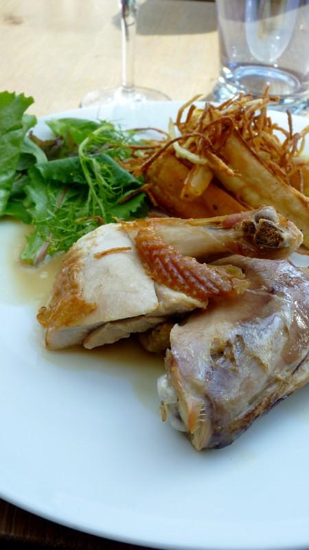 Restaurant Les Jardins Sauvages – Cuisine de tous les jours