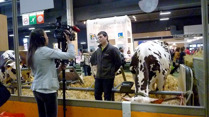 Le salon international de l agriculture vu par mes yeux for Salon agriculture paris 2015