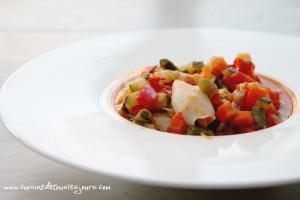 Calamars aux petits légumes article