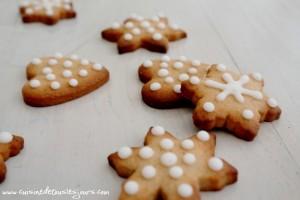 Pepparkakor, biscuits suédois de Noël
