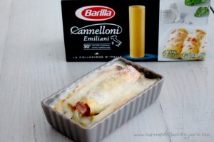 Cannelloni aux endives et speck