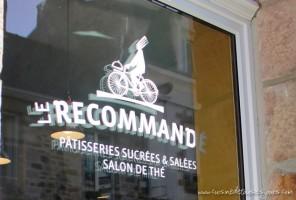 Le Recommandé... une adresse qu'on recommande !