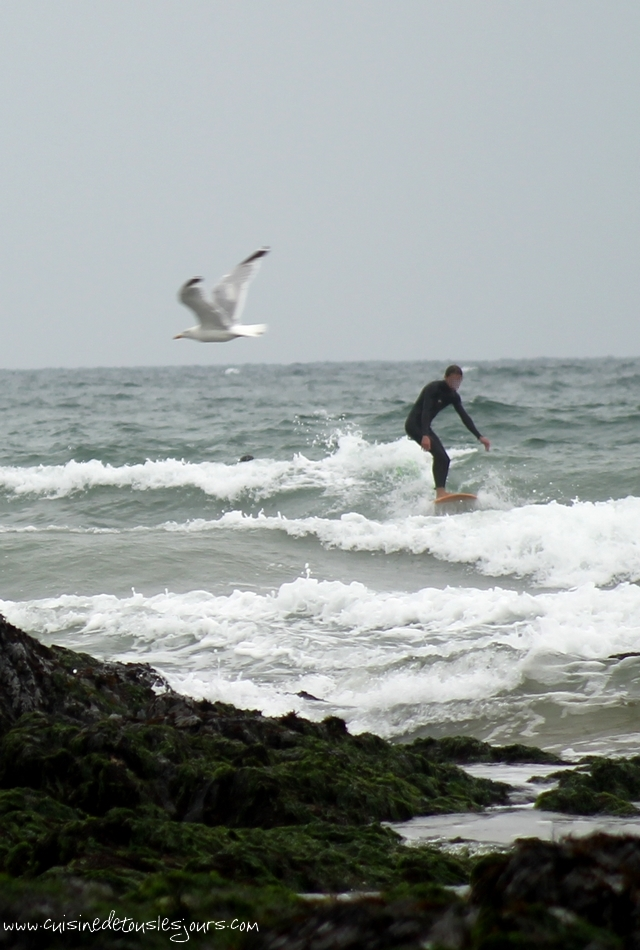 MMM n°39 : Surf, mouettes et banana bread...