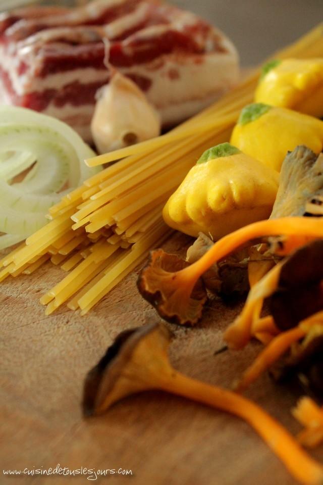 Chronique France Bleu Breizh Izel du 14/10/2015 : One Pan Pasta… www.cuisinedetouslesjours.com