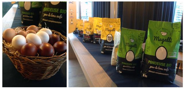 Produits de la marque Magalli - www.cuisinedetouslesjours.com