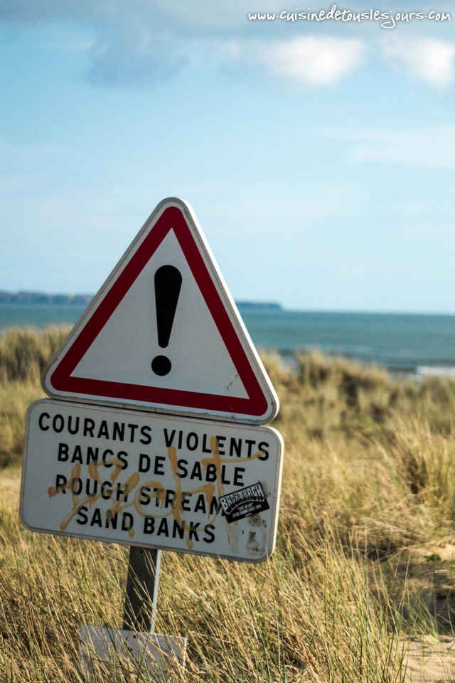 Dune du Pouldu - Guidel - Morbihan -©www.cuisinedetouslesjours.com