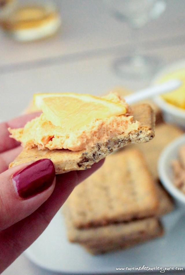 Crackers au sarrasin, fenouil et pavot_2