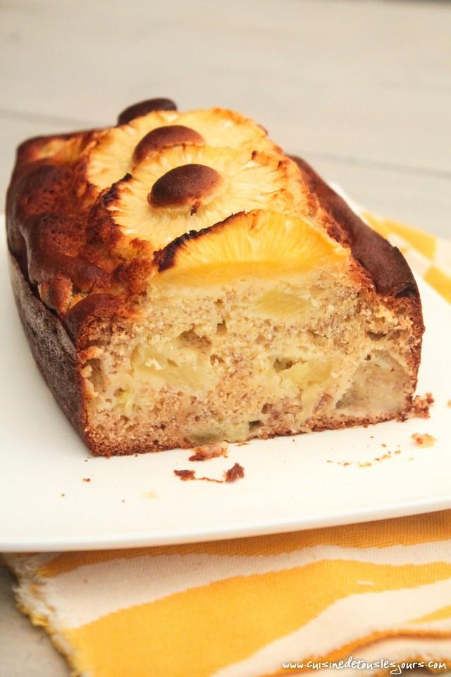 Le Ban'Ananas - ©www.cuisinedetouslesjours.com