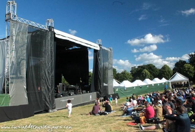 Concert du 14 juillet 2016 à La Roche Jagu - ©www.cuisinedetouslesjours.com