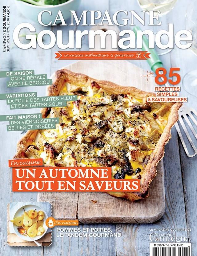 Campagne Gourmande n°7
