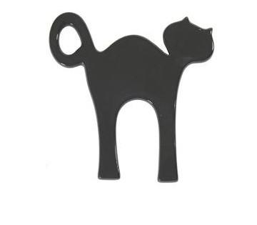 Dessous de plat Chat Gris Eiffel
