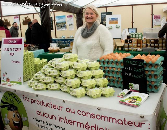 TY T'OEUF BIO (Kervignac) - Ohhh La Vache ! 2016 - Pontivy - ©www.cuisinedetouslesjours.com