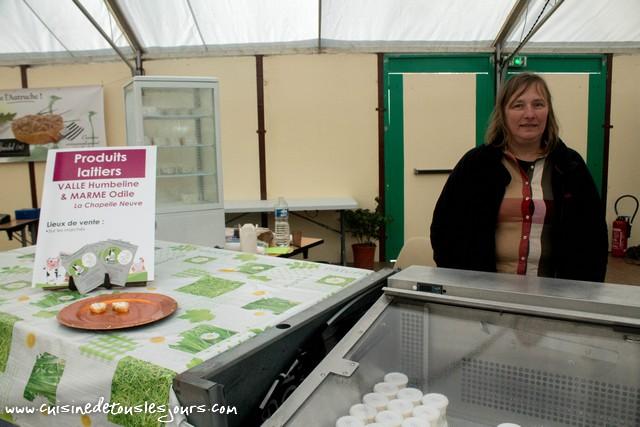 Humbelline VALLE et Odile MARME (La Chapelle Neuve) - Ohhh La Vache ! 2016 - Pontivy - ©www.cuisinedetouslesjours.com
