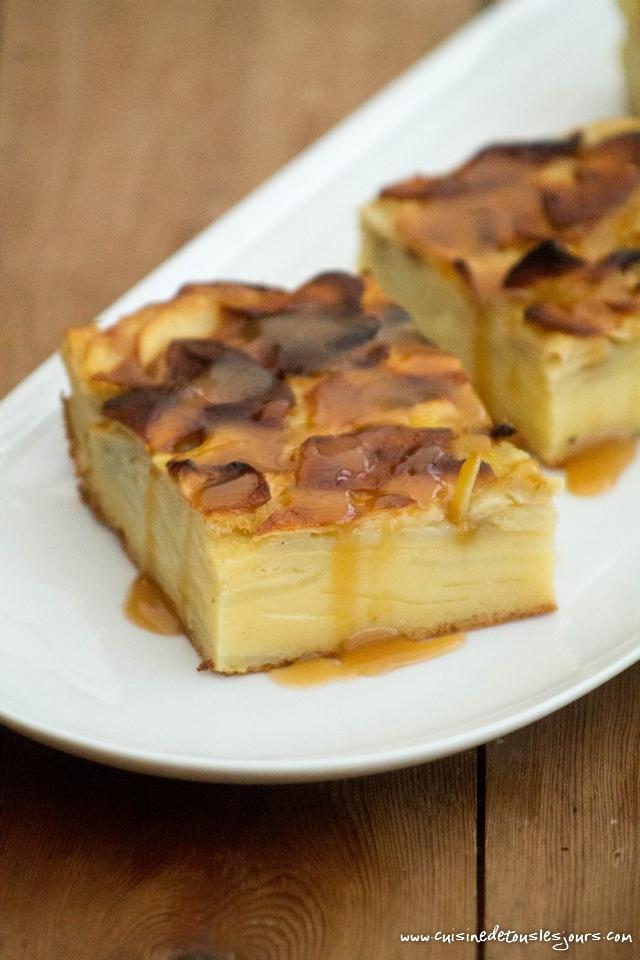 Gâteau aux 2 pommes - - Démo culinaire - Ohhh La Vache ! 2016 - Pontivy - ©www.cuisinedetouslesjours.comGâteau aux 2 pommes - - Démo culinaire - Ohhh La Vache ! 2016 - Pontivy - ©www.cuisinedetouslesjours.com