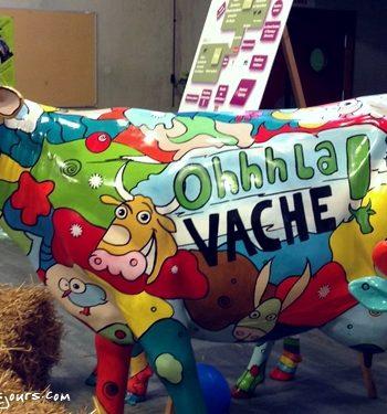 Salon agricole du Morbihan Ohhh la Vache ! de Pontivy