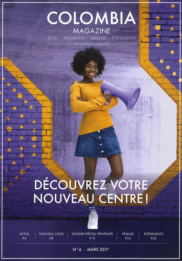 Centre Commercial Colombia Rennes - ©www.cuisinedetouslesjours.com