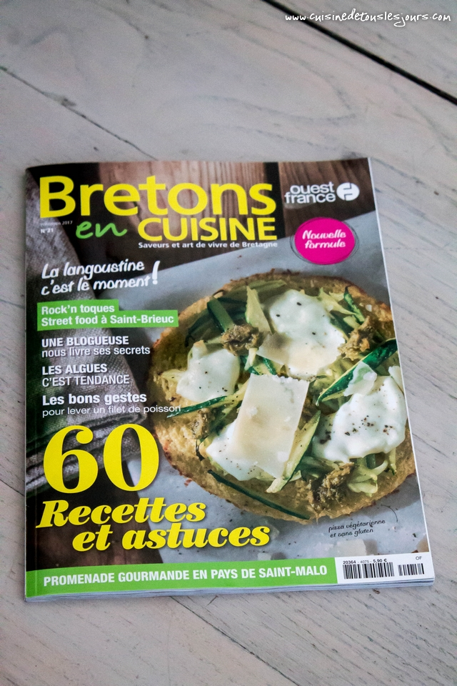 Bretons en cuisine n°21 - ©www.cuisinedetouslesjours.com
