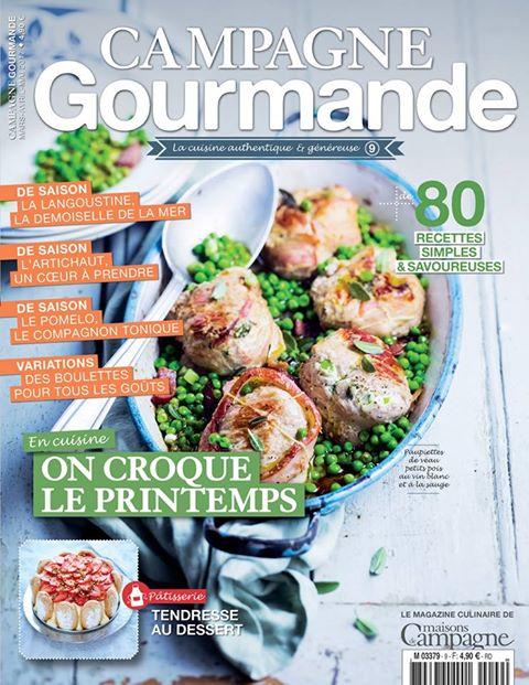 N°9 de Campagne Gourmande - ©www.cuisinedetouslesjours.com