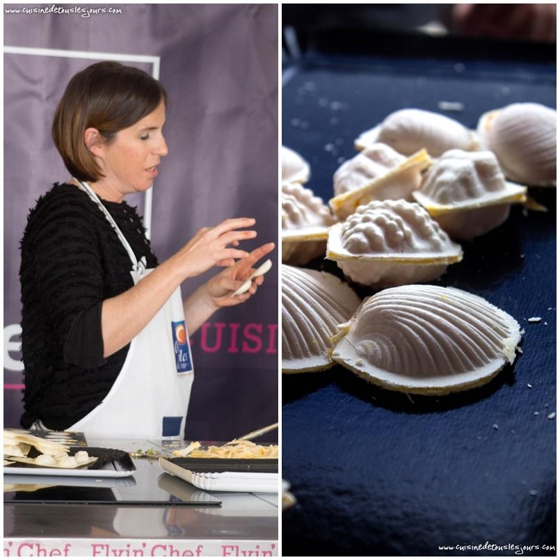Rencontres de Cambremer - Calvados - Ovos Moles de Aveiro - ©www.cuisinedetouslesjours.com