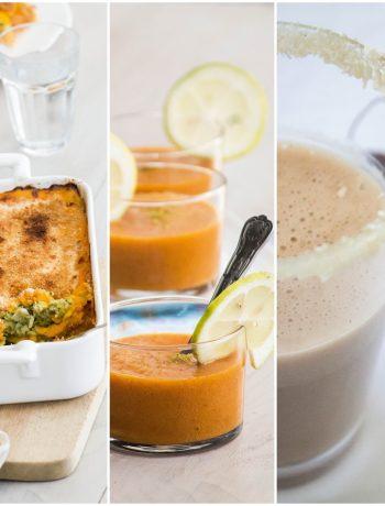Mon menu avec le blender Vitamix - ©www.cuisinedetouslesjours.com