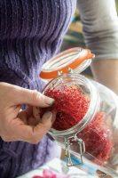 Safran des Abords de l'Etang, Marie-Jeanne Gasnier, Marcillé Robert (35) – ©www.cuisinedetouslesjours.com