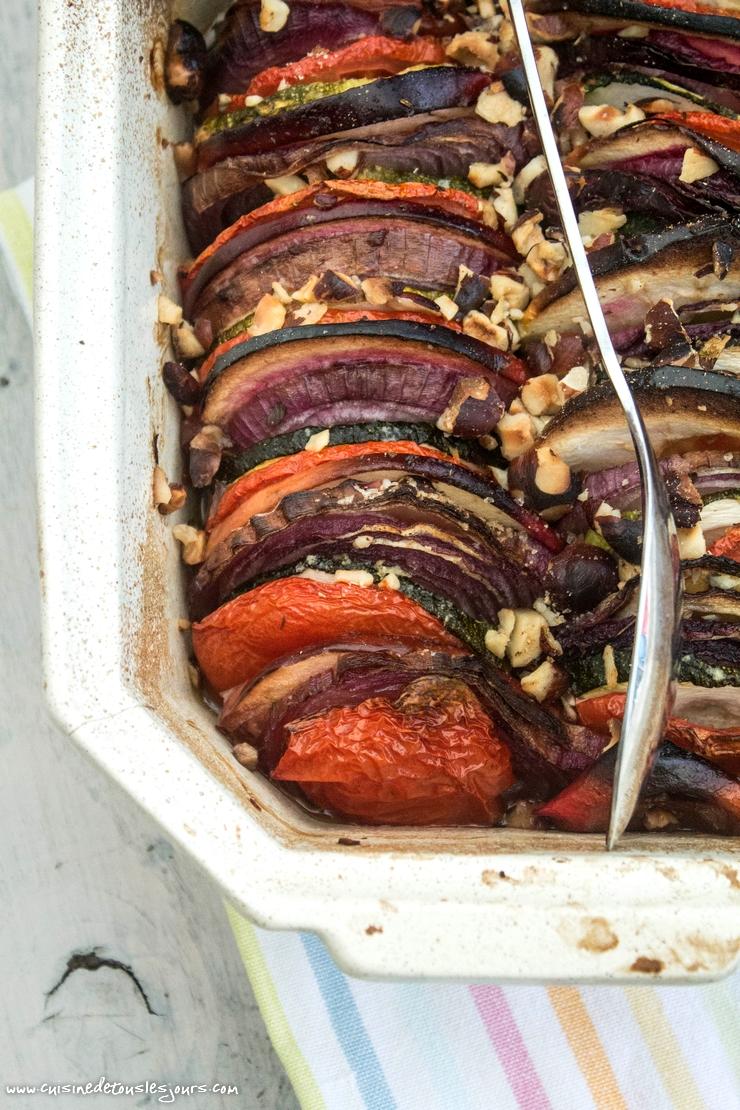 Tian d'automne – ©www.cuisinedetouslesjours.com