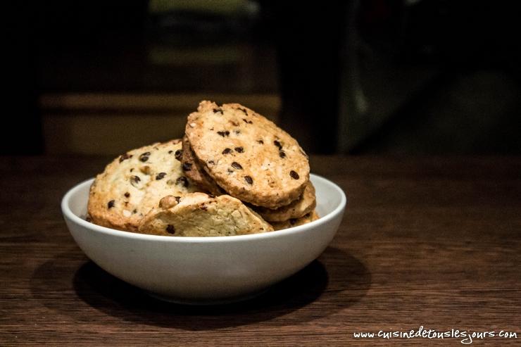 Cookies aux noisettes, amandes et pépites de chocolat-1-3