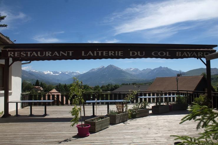 Restaurant de la Fromagerie du Col Bayard à Laye – ©www.cuisinedetouslesjours.com