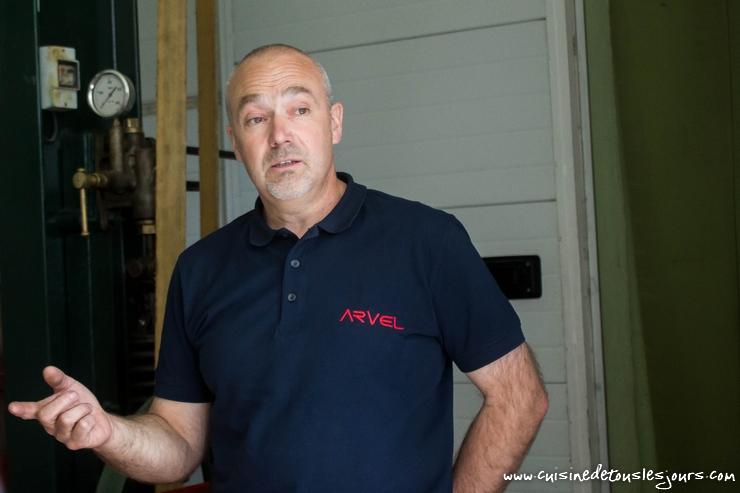 Bernard Reynier, Maison Gayal - Saint Jean Saint Nicolas - Hautes Alpes - Argousier – ©www.cuisinedetouslesjours.com