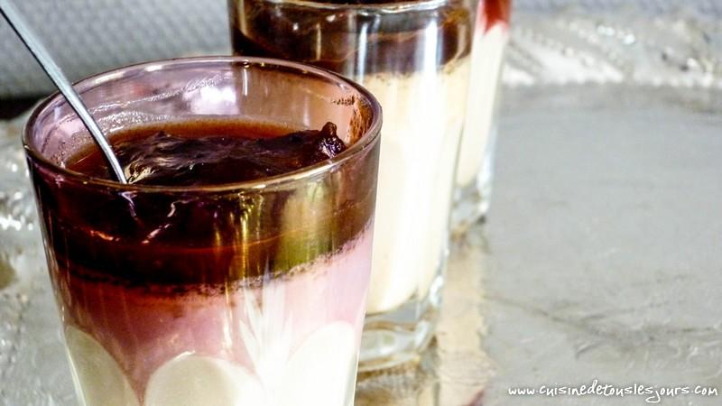Pannacotta de café à l'orientale (1 sur 1)