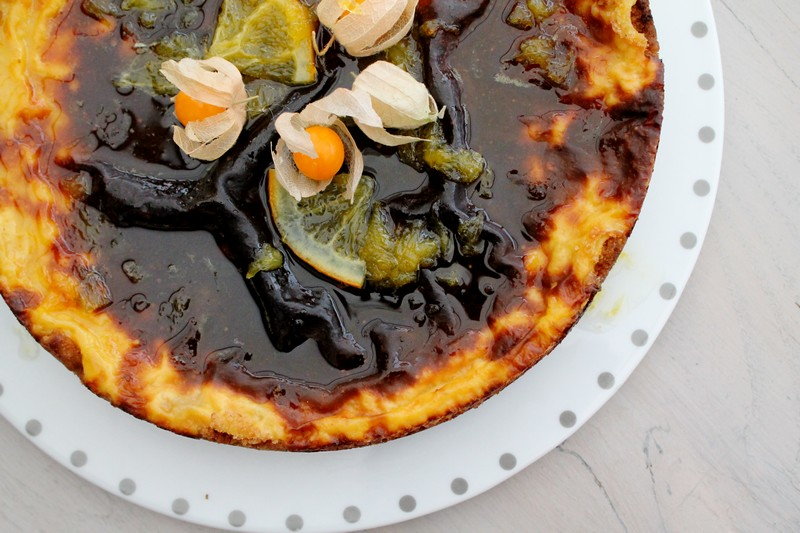 Gâteau de tapioca Tipiak à l'orange et cannelle