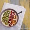 ©www.cuisinedetouslesjours.com - Smoothie Bowl coco, banane, kiwi