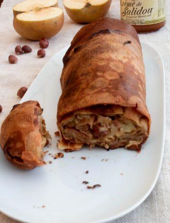Breizh Strudel – ©www.cuisinedetouslesjours.com